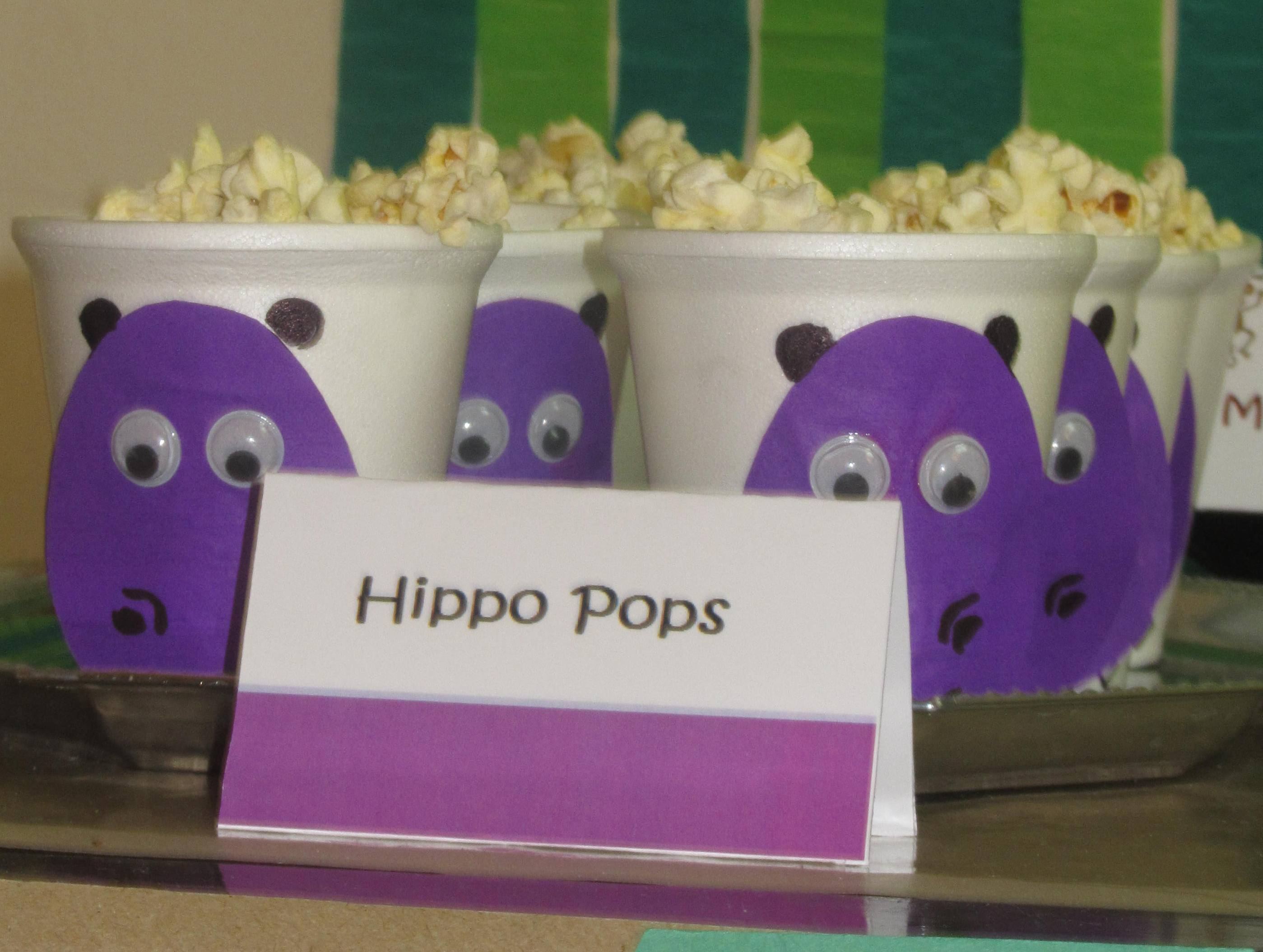 Hippo Cups