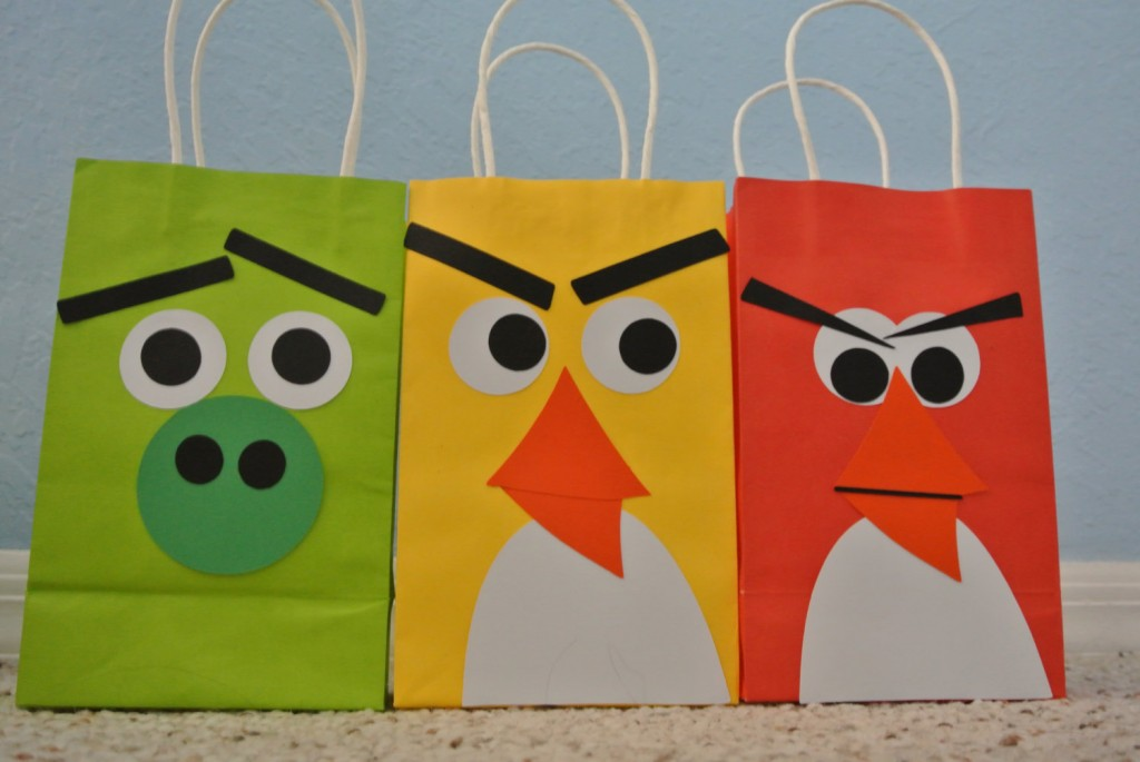Customized Favor Bags