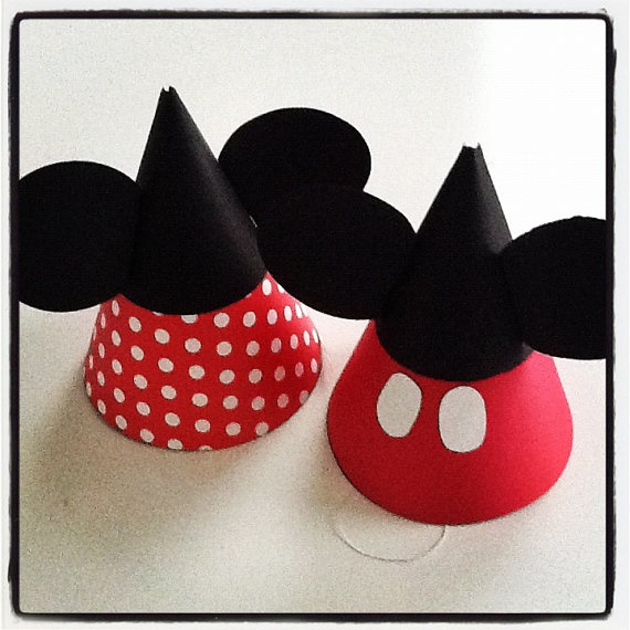 Where Can I Buy How To Make A Mickey Birthday Hat A6a63 3e6aa