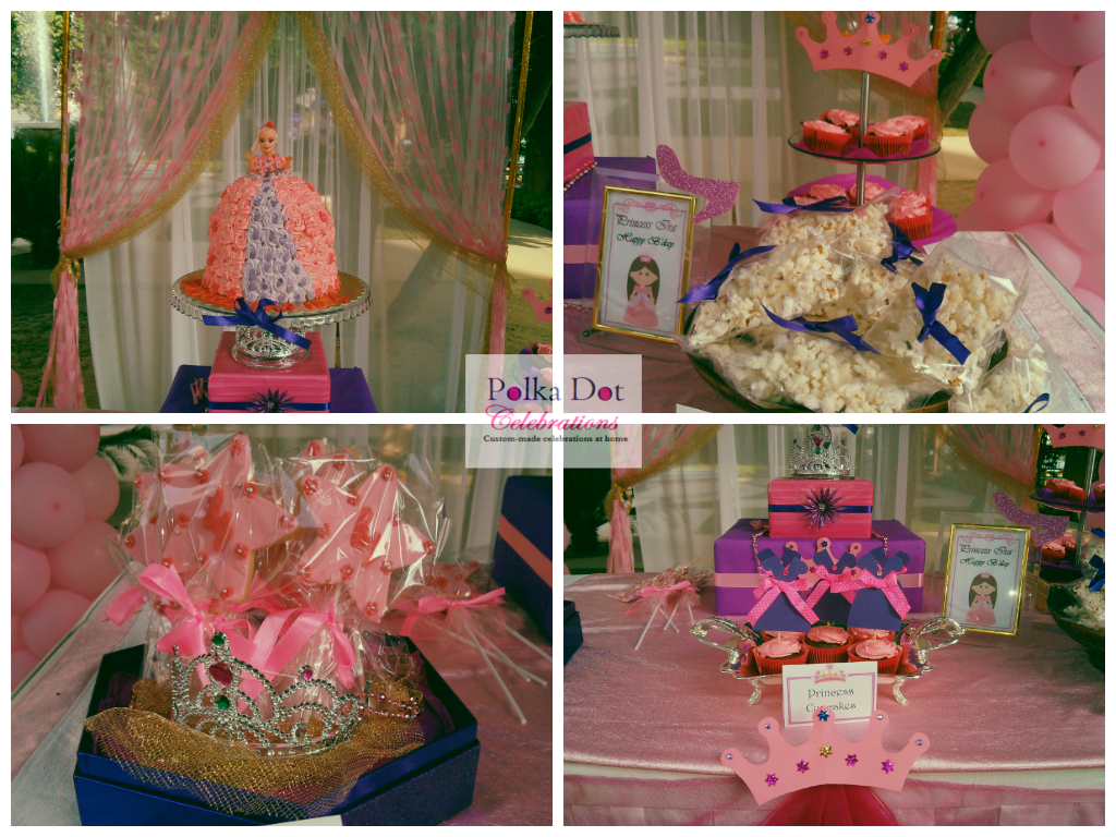 Princess Themed Foods